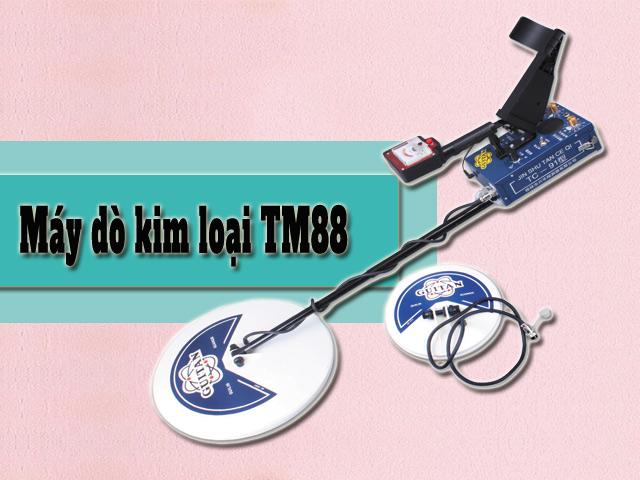 Máy dò kim loại TM88