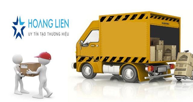 Hoàng Liên hỗ trợ vận chuyển cho tất cả các đơn hàng