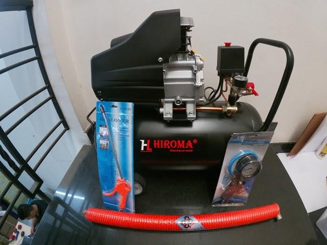 Hiroma DHL 0555 - Công suất ấn tượng, chất lượng vượt trội