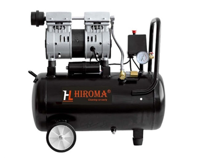 Hiroma DHL 0530 - Máy nén hơi siêu êm