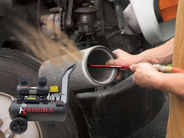 Hiroma - Hỗ trợ quá trình vệ sinh, làm sạch hiệu quả