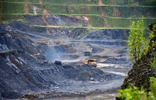 khi nào gọi là mỏ khoáng sản