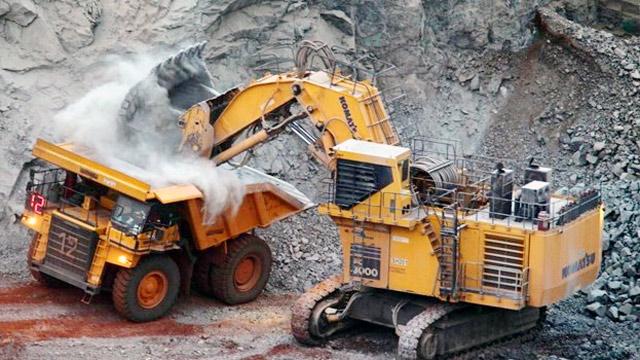 Mỏ sắt Thạch Khê - hà Tĩnh