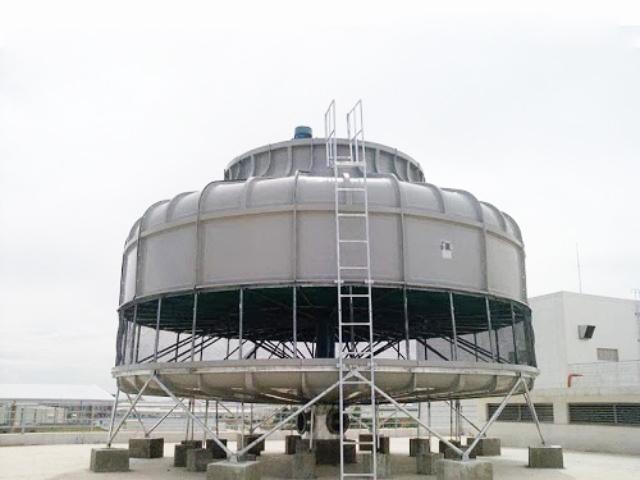 tháp giải nhiệt ở Hà Nội