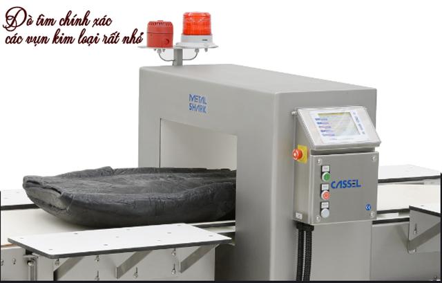 máy dò kim loại công nghiệp giá bao nhiêu
