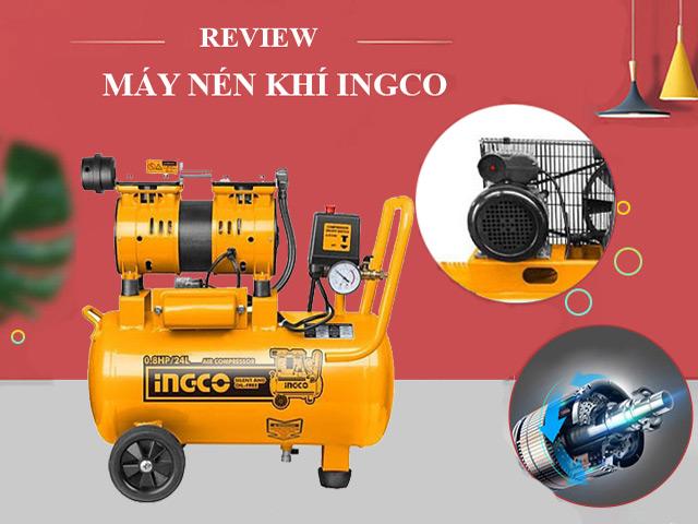 Máy nén khí Ingco có tốt không?