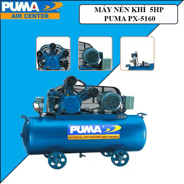 Model nén hơi Puma 5HP PX-5160