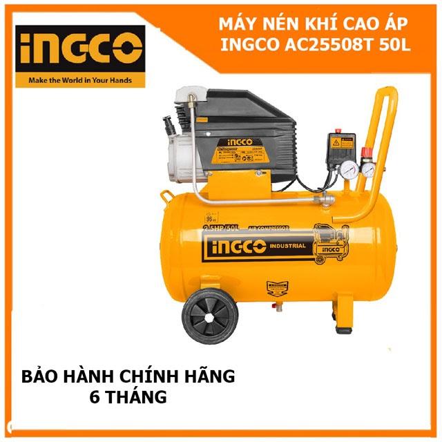 Ingco AC25508T 50L được nhiều người tiêu dùng ưa chuộng