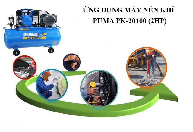 Model khí nén Puma PK-20100