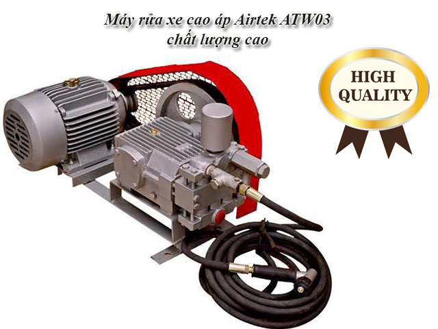 Máy rửa xe cao áp Airtek ATW03
