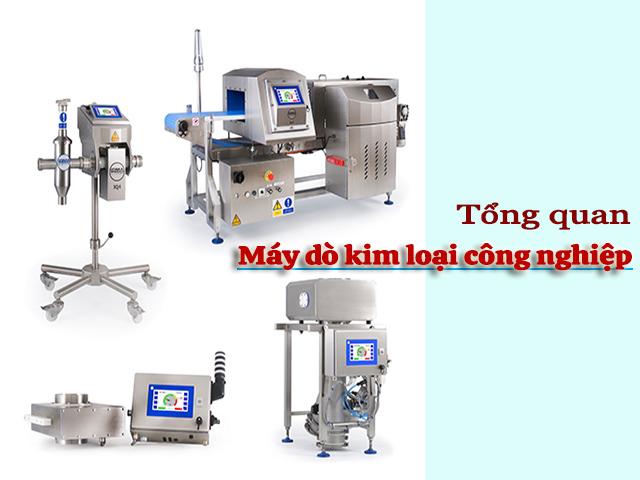 máy dò kim loại công nghiệp